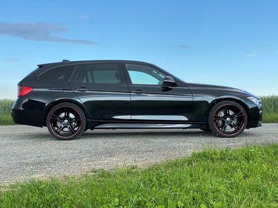 gebraucht BMW 335 3er d xDrive Sport Line Steptronic
