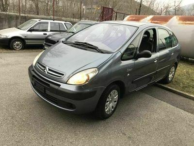 gebraucht Citroën Xsara Picasso Xsara Picasso Billiger Picasso NEU ab MFK Picasso Billiger NEU ab MFK