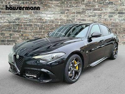 gebraucht Alfa Romeo Giulia 2.9 V6 Biturbo Quadrifoglio