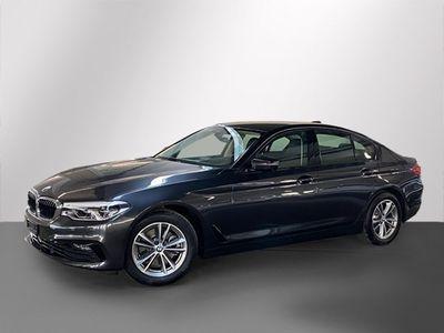 gebraucht BMW 520 D XDRIVE PADDLES