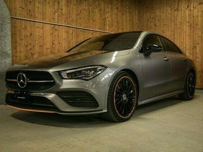 gebraucht Mercedes CLA250 AMG Line 7G-DCT