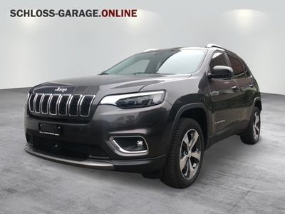 gebraucht Jeep Cherokee 2.2 D 195 Limited AWD