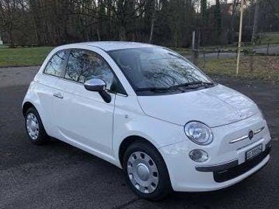 gebraucht Fiat 500 1.2 8V 53000 km in sehr gutem Zustand
