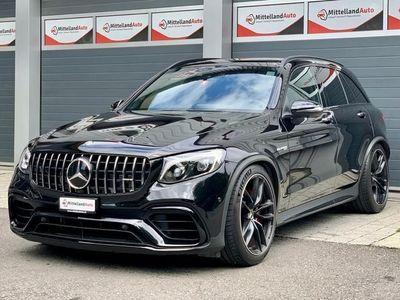 gebraucht Mercedes GLC63 AMG GLC-Klasse GLC 63 AMGS AMG 4Matic+ 9G-Tronic