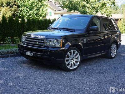 gebraucht Land Rover Range Rover Sport 3.6 Td8