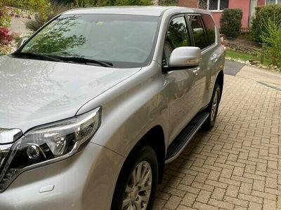 gebraucht Toyota Land Cruiser 2.8TD Terra Automatic