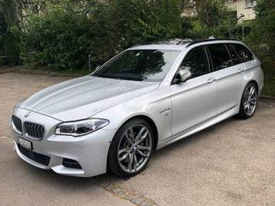gebraucht BMW M550 d Platinum Edition - *Absolute Vollausstattung*