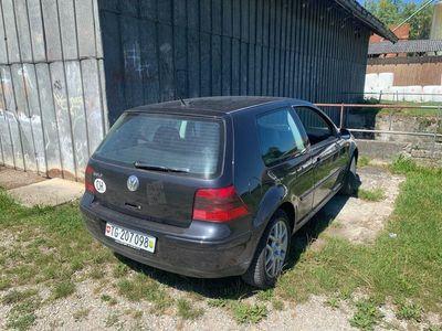 gebraucht VW Golf IV 2.3 V5 mit MFK
