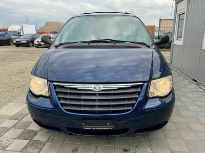gebraucht Chrysler Voyager 2.8 CRD SE Automatic