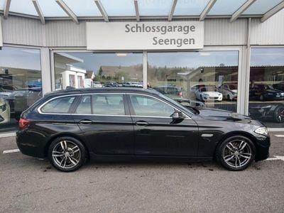 gebraucht BMW 525 d Touring xDrive SAG