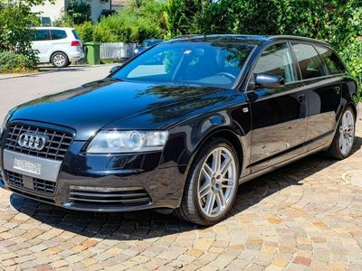 gebraucht Audi RS6 S6 /S6 Avant 5.2 V10 quattro tiptronic