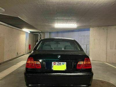 gebraucht BMW 325 3er Xi E46