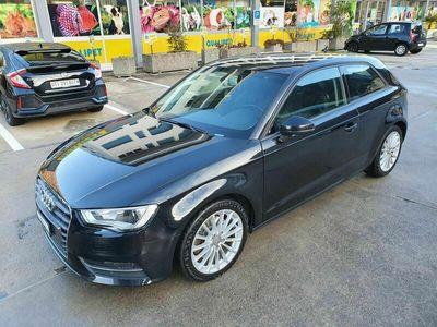 gebraucht Audi A3 1.8 TFSI Ambiente quattro S-tronic