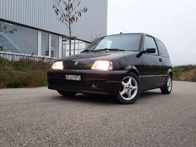 gebraucht Fiat Cinquecento Cinquecento 500Sporting