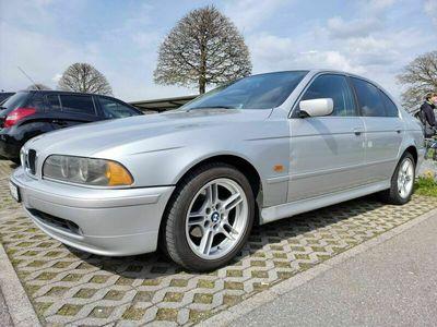 gebraucht BMW 525 5erDiesel MFK 19.04.2021