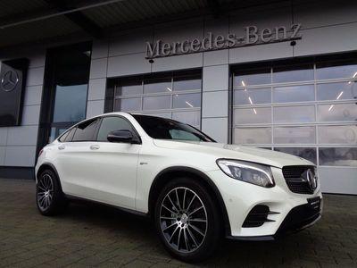 gebraucht Mercedes GLC43 AMG GLC-KlasseAMG GLC Coupé 43 AMG 4Matic 9G-Tronic