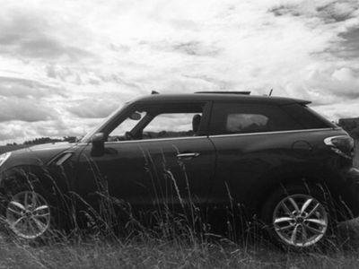 gebraucht Mini Cooper S Coupé Paceman ALL4 Frisch ab Service TOP Ausstattun