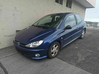 gebraucht Peugeot 206  2.0l, 137PS, ab MFK 17.12.2020
