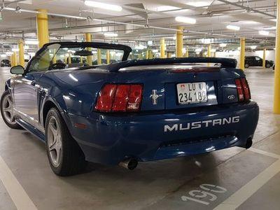 gebraucht Ford Mustang GT/V8/Manuel/Cabrio