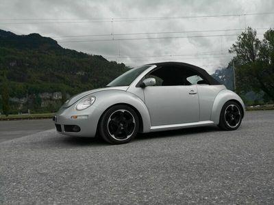 gebraucht VW Beetle Beetle SchönesCabrio mit 1.8 T Motor ab MFK