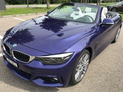 gebraucht BMW 440 4er i Cabriolet xDrive M Sport Individual Steptronic