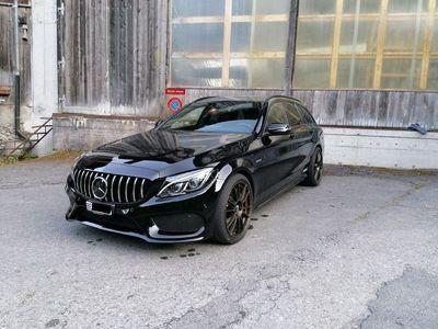 gebraucht Mercedes C450 AMG C-Klasse4Matic 7G-Tronic