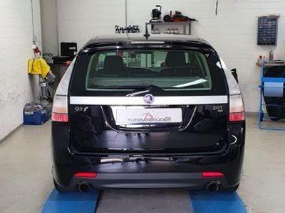 gebraucht Saab 9-3 2.0t XWD 240PS