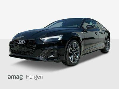 gebraucht Audi A5 Sportback  40 TFSI S-Line S-tronic quattro