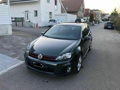 gebraucht VW Golf VI Golf VI 2.0 TSI GTI2.0 TSI GTI