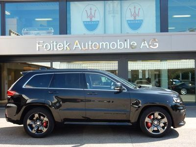 gebraucht Jeep Grand Cherokee Gr.Cherokee 6.4SRT Red Va