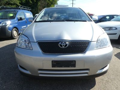 gebraucht Toyota Corolla 1.6 Linea Sol