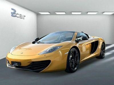gebraucht McLaren MP4-12C Spider 3.8 V8 SSG