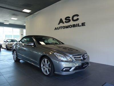 gebraucht Mercedes E250 CGI BlueEfficiency 7G-Tronic