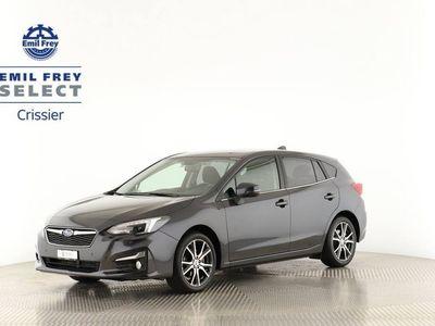 gebraucht Subaru Impreza 2.0i Swiss Plus