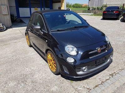 gebraucht Fiat 500 Abarth  top Zustand ab Service