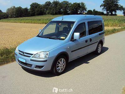 gebraucht Opel Combo EcoFlex CNG