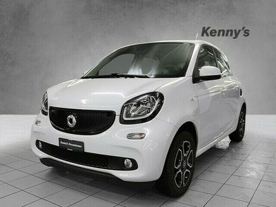 gebraucht Smart ForFour 71PS twinamic