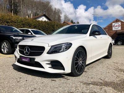 gebraucht Mercedes C220 C-Klassed AMG Line
