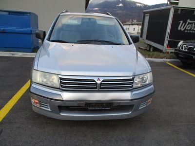 gebraucht Mitsubishi Space Wagon Space W 2.4 GLX Eleg. 4x4