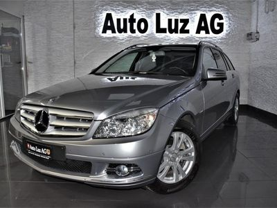 gebraucht Mercedes C220 C-KlasseCDI BlueEfficiency Avantgarde Automatic