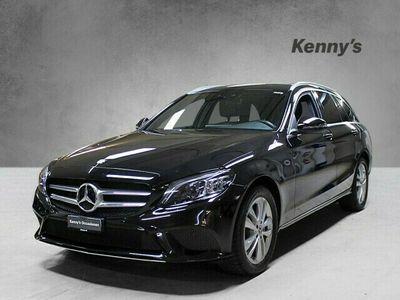 gebraucht Mercedes C200 Avantgarde 4Matic Kombi