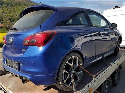 gebraucht Opel Corsa 1.6 Turbo OPC