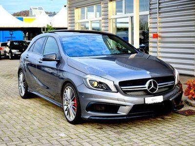 gebraucht Mercedes A45 AMG 4Matic Speedshift 7G-DCT / 360PS / TO