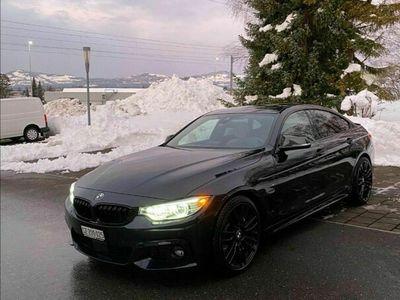 gebraucht BMW 435 Gran Coupé 4er i xDrive Sport Line Steptronic
