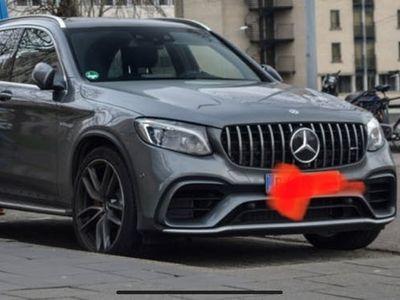 gebraucht Mercedes GLC63 AMG AMG 4Matic+ 9G-Tronic