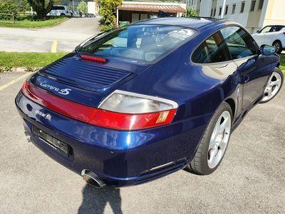 gebraucht Porsche 911 Carrera 4S Coupé 3.6