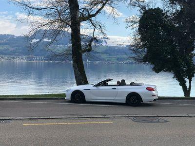 gebraucht BMW 640 Cabriolet 6er i