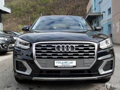gebraucht Audi Q2 1.4 TFSI S-tronic