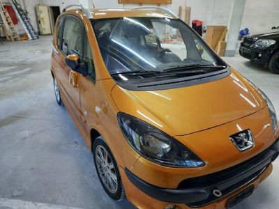 gebraucht Peugeot 1007 1.4 Hdi Ab Mfk sehr sparsam