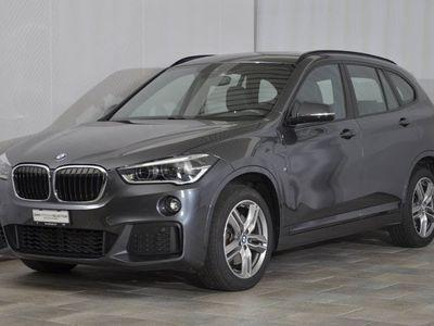 gebraucht BMW X1 20d xDrive SAG